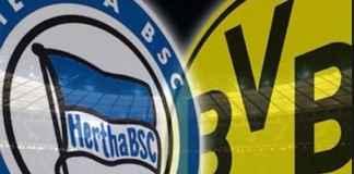 Prediksi Hertha Berlin vs Borussia Dortmund 17 Maret 2019