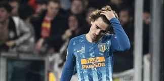 Barcelona Siapkan 1,93 Triliun Rupiah untuk Antoine Griezmann