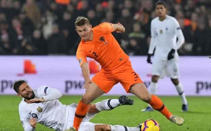 Barcelona Tingkatkan Perburuan Transfer Matthijs de Ligt