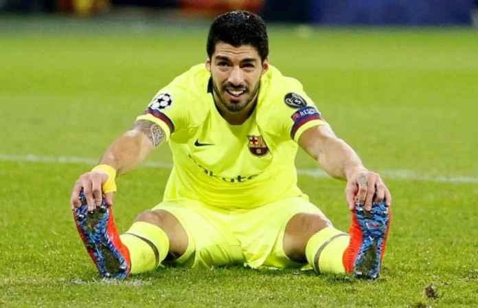 Luis Suarez Kembali ke Skuad Barcelona Jelang Hadapi Espanyol