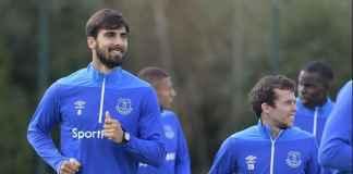 Barcelona Jual Pemain Pinjaman Everton, Andre Gomes
