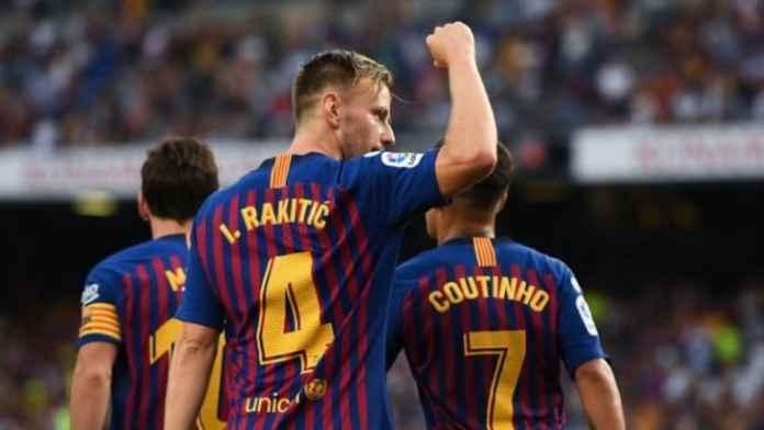 Ivan Rakitic Abaikan Manchester United dan Bertahan di Barcelona