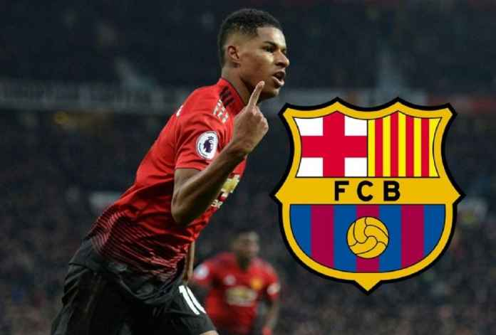 Barcelona akan Gantikan Luis Suarez dengan Marcus Rashford