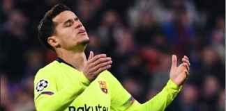 Barcelona Tunggu Tawaran untuk Philippe Coutinho