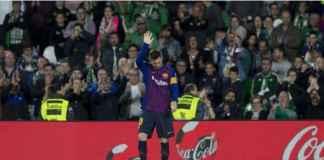 Lionel Messi Pecahkan Rekor Xavi Hernandez di Barcelona
