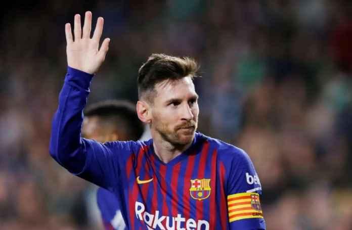 Barcelona Menang, Lionel Messi Berterima Kasih pada Fans Real Betis