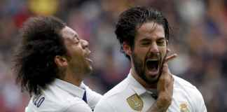 Zinedine Zidane Kembali Jadikan Marcelo dan Isco Andalan Real Madrid
