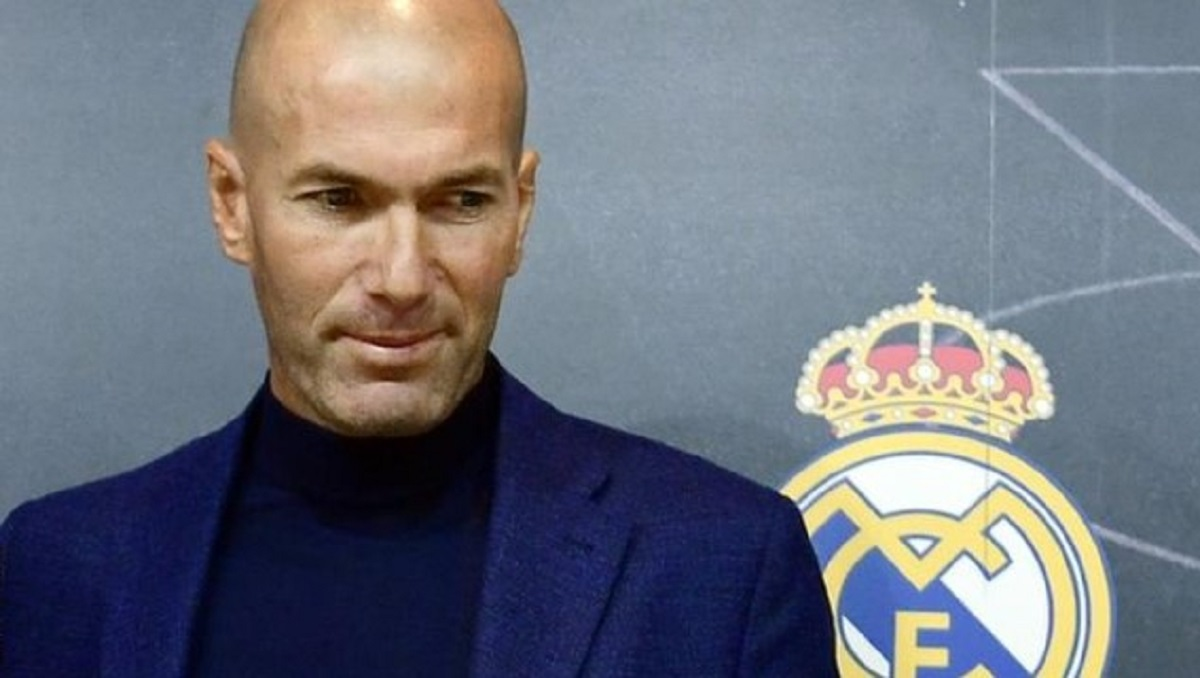 Zinedine Zidane Kembali Latih Real Madrid - Gilabola.com