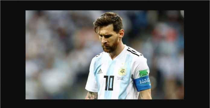 Manchester United Gembira Dengar Bintang Barcelona Lionel Messi Kelelahan