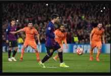 Barcelona Selamatkan Wajah Spanyol di Perempat Final Liga Champions
