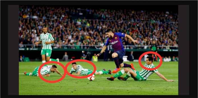 Misteri Luis Suarez di Laga Betis vs Barcelona Tetap Tak Terpecahkan, Tadi Malam
