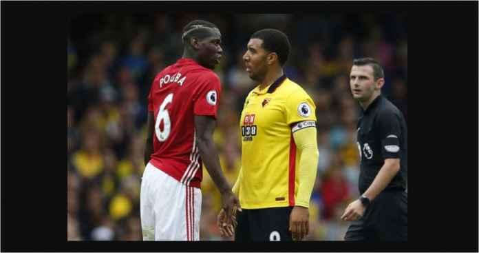 Manchester United Kalah 3-1 di Watford Gara-gara Martial, Pogba dan Fellaini