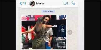 Mohamed Salah Disalah-salahin Ibunya Gara-gara Pelukan Suporter Liverpool Ini