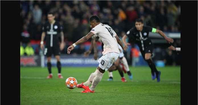 Manchester United Utang Budi ke Rashford, Pemain Bergaji Rendah
