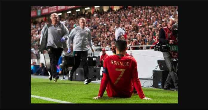Juventus Berdebar Lihat Cristiano Ronaldo Cedera, 14 Hari Lagi Ajax Menunggu