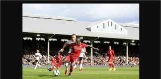 Liverpool Main Melebar di Fulham, Sadio Mane Bawa The Reds Unggul 0-1