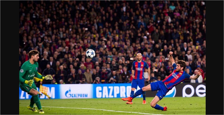 PSG Pecahkan TV Kalau Lihat Video Kemenangan Barcelona ...