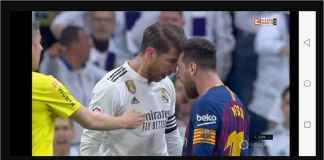 Sergio Ramos Penyebab Real Madrid Kebobolan, Sikut Wajah Messi, Diving