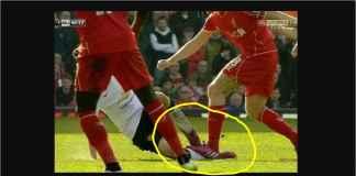 Kapten Liverpool Diusir Setelah 38 Detik Usai Injak Pemain Manchester United