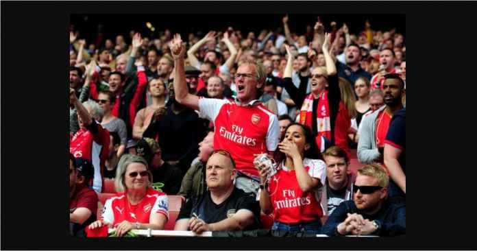 Kencani Suporter Arsenal, Liverpool, Hindari Man CIty, Chelsea Tukang Selingkuh