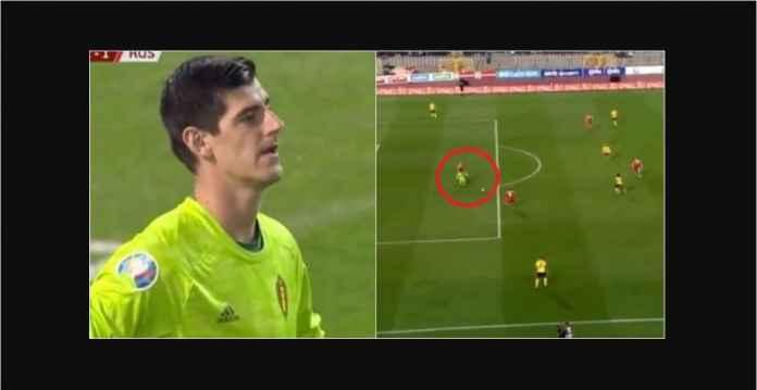 Real Madrid Harusnya Malu Punya Kiper Bikin Blunder Seperti Ini