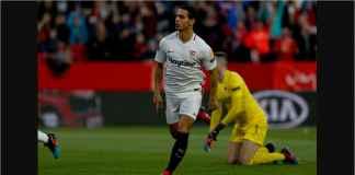 Sevilla Unggul Berkat Gol 24 Detik Dari Wissam Ben Yedder