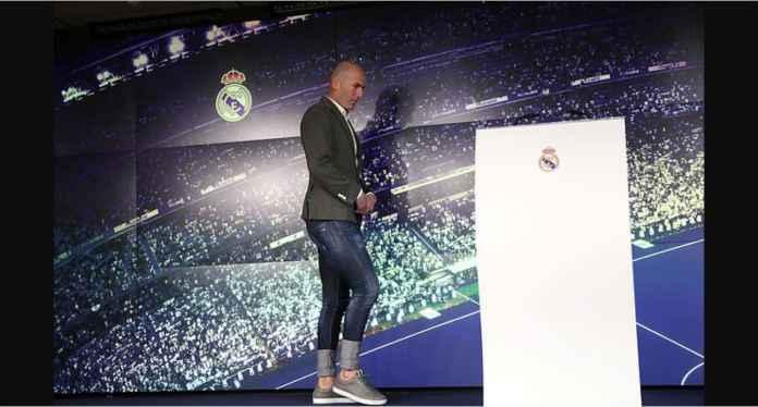 Zidane Salahkan Presiden Real Madrid, Ancam Pecat Sejumlah Pemain