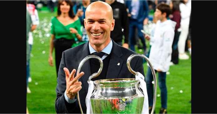 Zidane Kembali ke Real Madrid, Inilah Dampaknya untuk Bale, Neymar, Hazard
