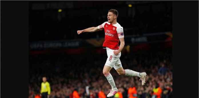 Arsenal Menyesal Sampai Mati, Lepaskan Aaron Ramsey Gratis ke Juventus