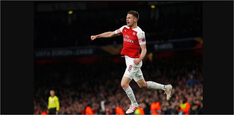 Ramsey Juve: Arsenal Menyesal Sampai Mati, Lepaskan Aaron Ramsey Gratis