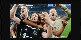 Ajax Si Pembunuh Raksasa Hadapi Pemenang Tottenham vs Man City