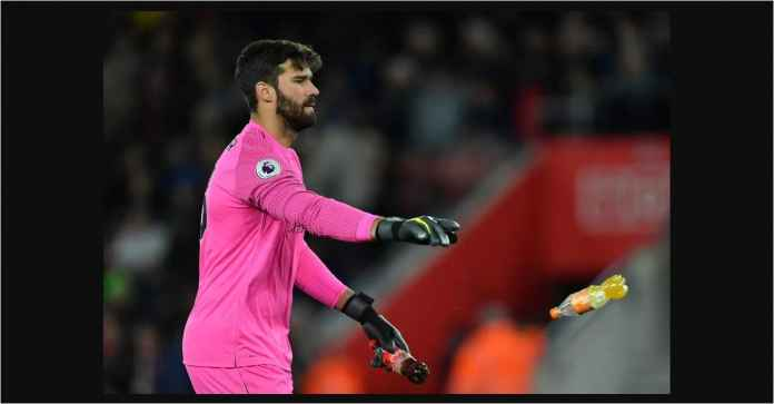 Lempari Kiper Liverpool, Southampton Akan Terkena Sanksi Berat