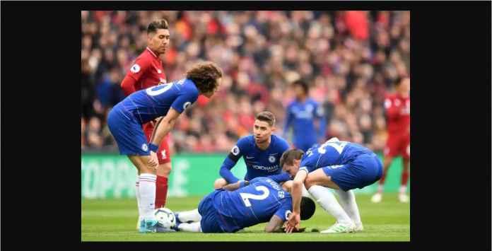 Liverpool vs Chelsea Masih Buntu, The Reds Seharusnya Dapat Penalti