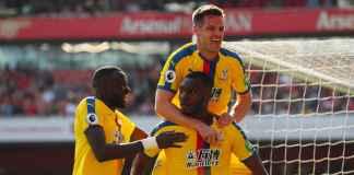 Arsenal tumbang di kandang sendiri dari Crystal Palace dalam laga Liga Inggris pekan ke-35
