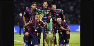 Pemain Brasil Ini Sukses Koleksi 42 Trofi, Kalahkan Ronaldo 28 dan Messi 35