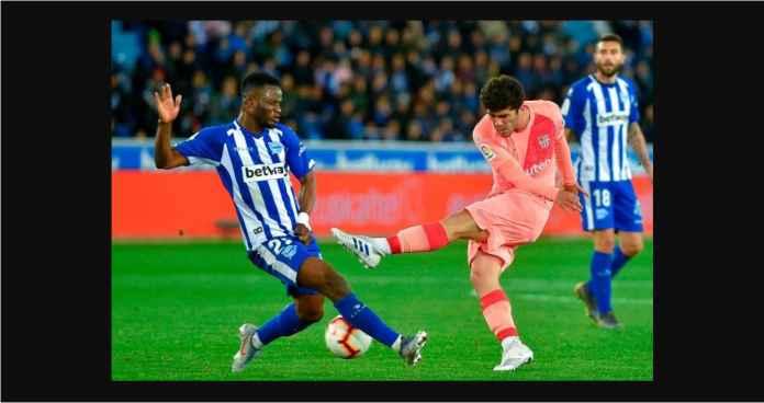 Hasil Alaves vs Barcelona 0-2, Butuh Satu Kemenangan Lagi Untuk Juara