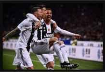 Hasil Inter Milan vs Juventus 1-1, Gol Nainggolan Dibalas Ronaldo