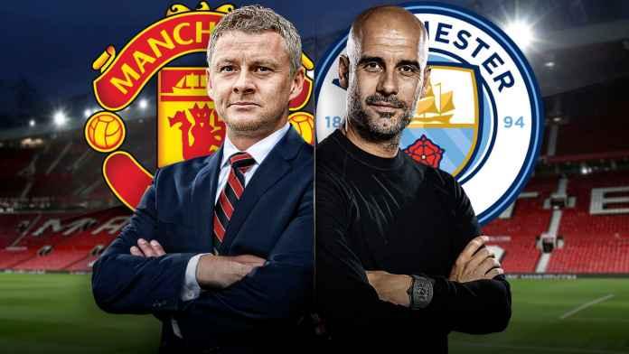 Derby Manchester antara Manchester United vs Manchester City