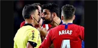 Diego Costa Menangis di Kamar Ganti Usai Kartu Merah Lawan Barcelona
