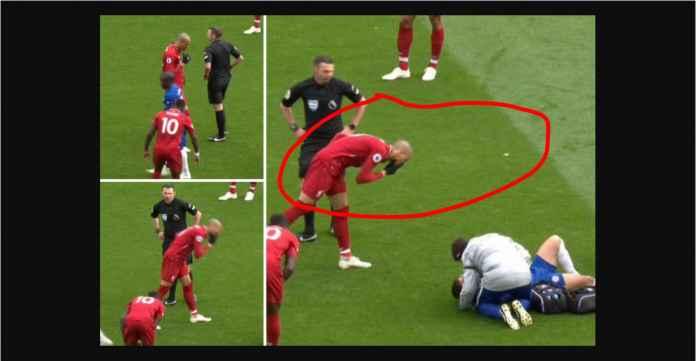 Baru 10 Menit Bek Liverpool Hina Hazard Dengan Buang Ingus ke Arahnya