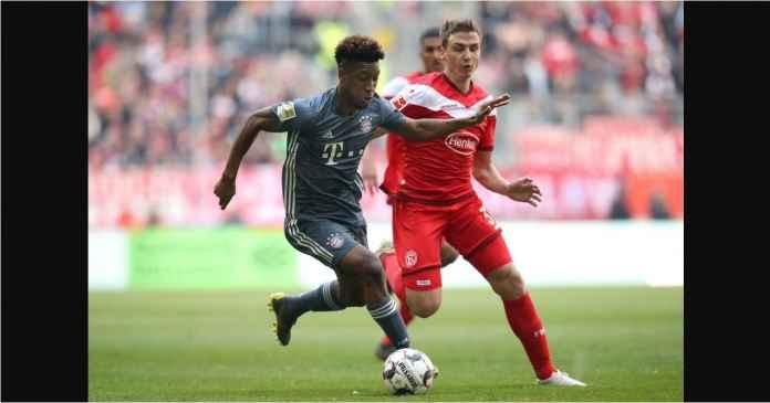 Hasil Dusseldorf vs Bayern Munchen 1-4, Die Roten Singkirkan Dortmund