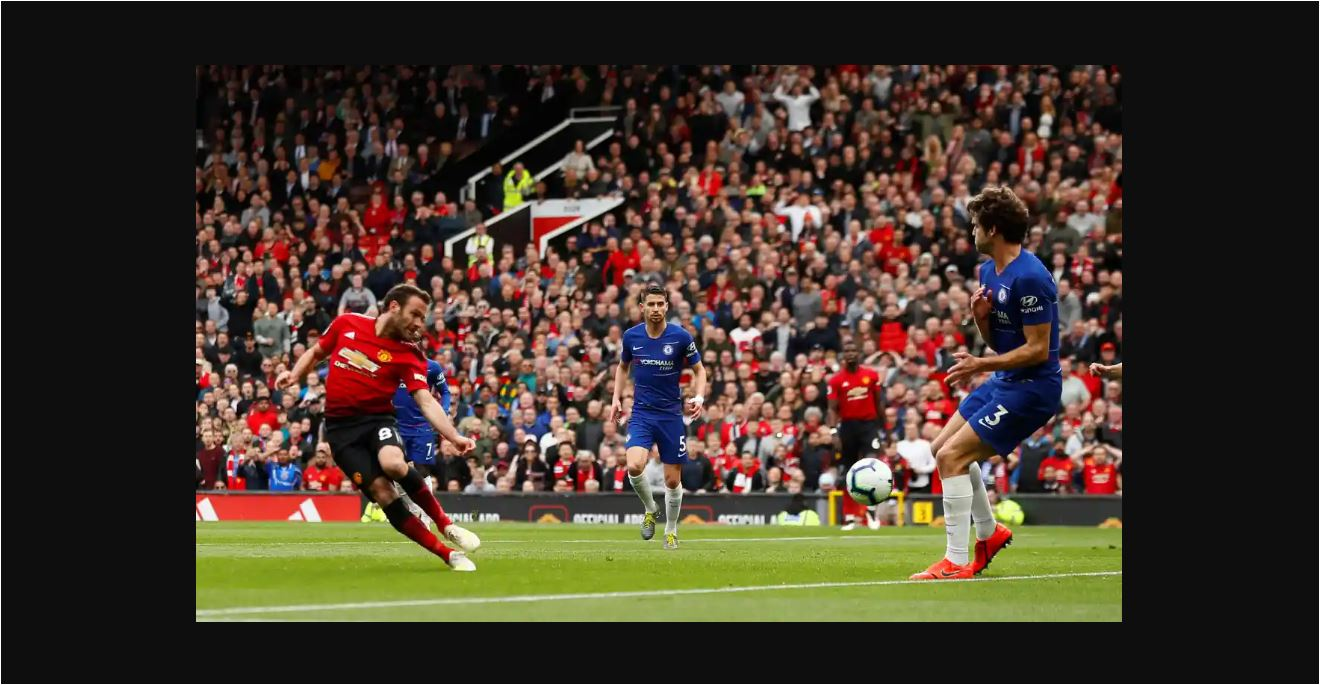 Chelsea Was That A Man: Hasil Manchester United Vs Chelsea 1-1, Semua Gol Gara
