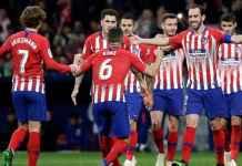 Hasil Atletico Madrid vs Girona, Liga Spanyol pekan ke-30