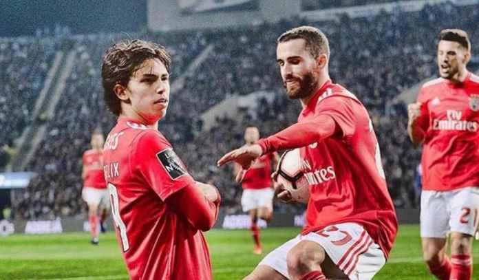 Hasil Benfica vs Eintracht Frankfurt, leg pertama babak perempat final Liga Europa