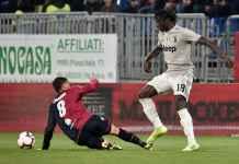 Hasil Cagliari vs Juventus, Liga Italia pekan ke-30