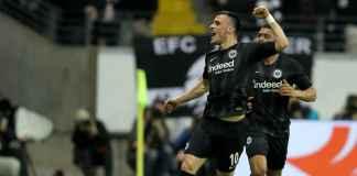 Hasil EIntracht Frankfurt vs Benfica dalam laga leg kedua perempat final Liga Europa