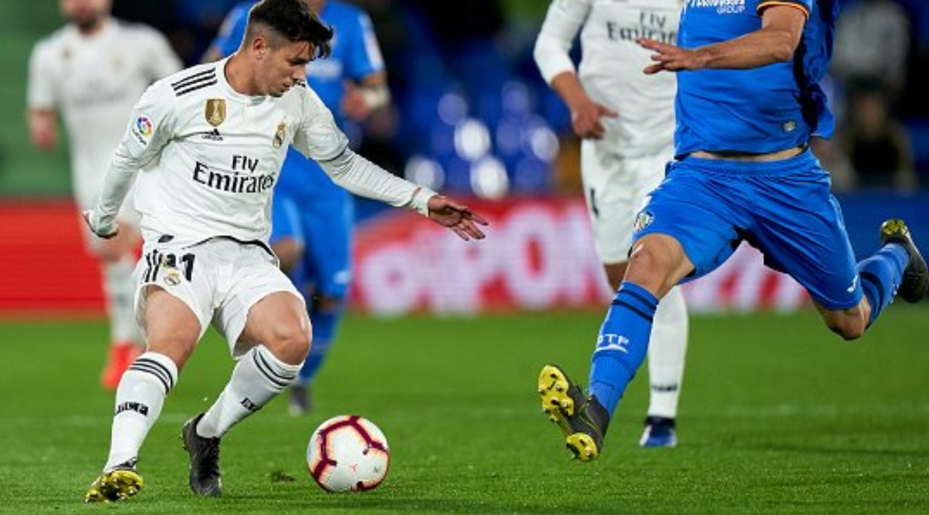Getafe Vs Real Madrid: Hasil Getafe Vs Real Madrid 0-0, Los Blancos Mandul
