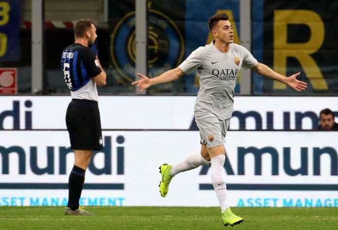 Hasil Inter Milan vs AS Roma dalam laga pekan ke-33 Liga Italia