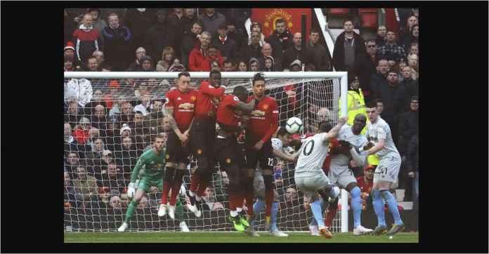 Hasil Manchester United vs West Ham 2-1, Solskjaer Terlihat Sangat Lega
