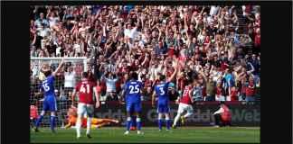 Hasil West Ham vs Leicester City 2-2, Gol Susul Menyusul!